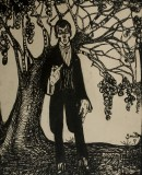 Ismael Smith, <em>Man and Tree</em>, 1907. © MNAC