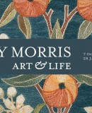 Poster of the exhibition © William Morris Gallery