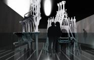Promotional image of the new Gaudí Centre in Reus