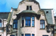 Author unknown, undated. Building at Thomasstrasse